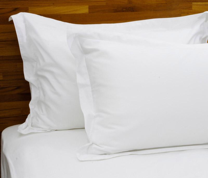 精梳棉缎纹欧式枕头套